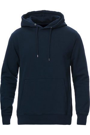Colorful Standard Classic Organic Hood Navy