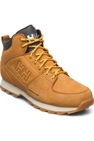 Helly Hansen W Tsuga Shoes Boots Ankle Boots Ankle Boot - Heel Gul