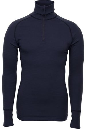 Brynje Gensere - Arctic Zip Polo Shirt with Thumbfingergrip