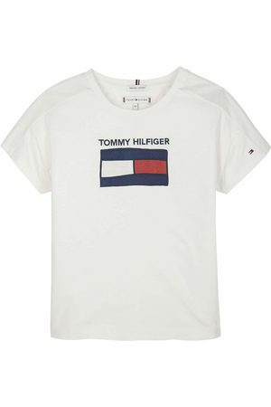Tommy Hilfiger FUN Graphic Flag T-skjorte