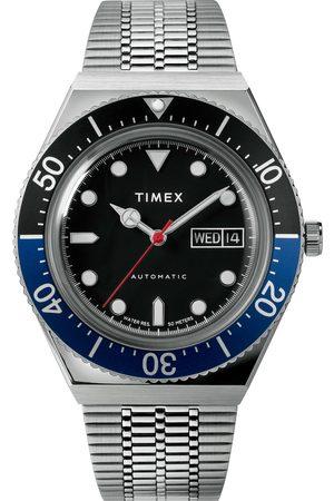 Timex Herre Klokker - Reissue M79 Automatic 40mm Blue/Black