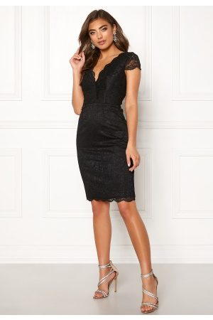 Moments New York Viola Lace Dress Black 34
