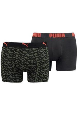 PUMA Puma 2-pakning Logo Boxers
