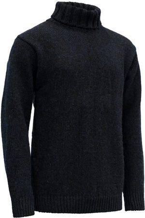 Devold Herre Strikkegensere - Men's Nansen Sweater High Neck