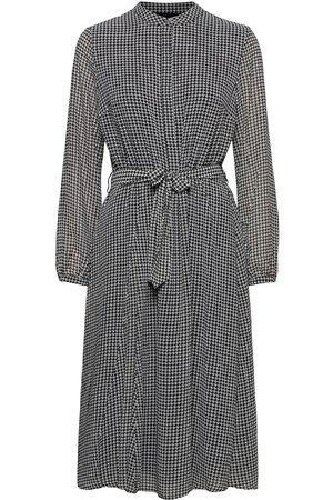 Gerry Weber Dress Woven Fabric Knelang Kjole Multi/mønstret