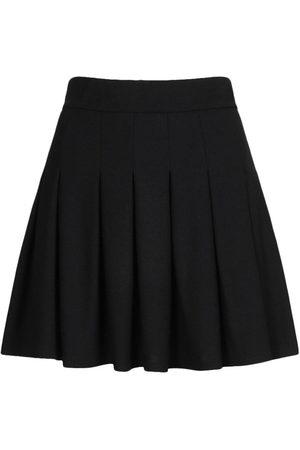 Boohoo Dame Foldeskjørt - Pleated Tennis Skirt