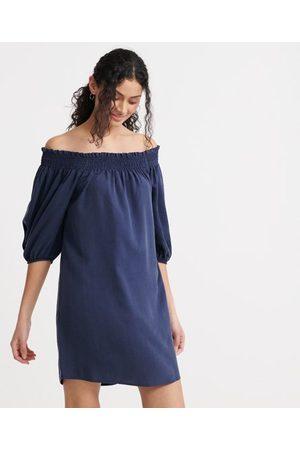 Superdry Desert Off Shoulder-kjole