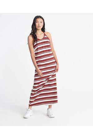 Superdry Summer Stripe-maxikjole