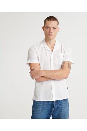 Superdry Herre Kortermede - Edit Cabana-skjorte med korte ermer