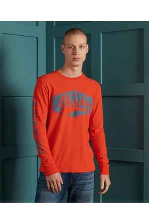Superdry Langermet Modern Workwear-topp