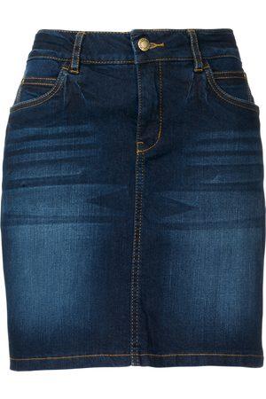 bonprix Authentic-Stretch-Jeans-skjørt