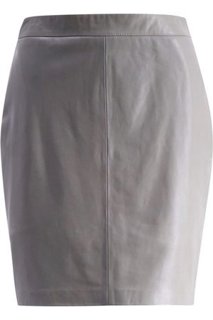 Camilla Pihl Savanna Leather Skirt