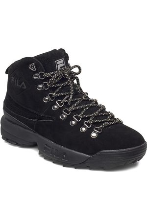 Fila Dame Skoletter - Disruptor Hiking Boot Wmn Shoes Boots Ankle Boots Ankle Boot - Flat