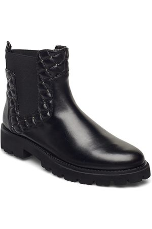 Steve Madden Jazziga Shoes Boots Ankle Boots Ankle Boot - Flat