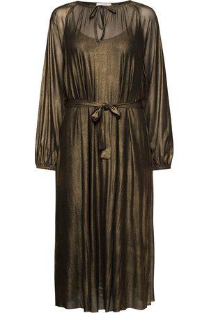 Cream Mileycr Long Dress Knelang Kjole