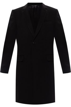 Dolce & Gabbana Notch lapel coat