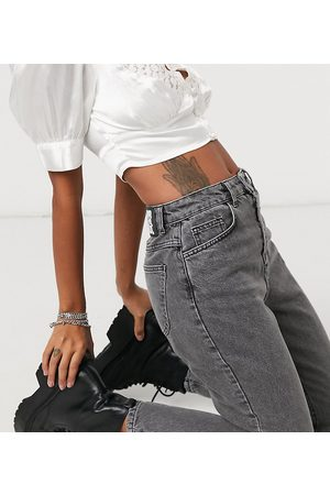Reclaimed The '89 slim tapered leg jean in vintage grey wash