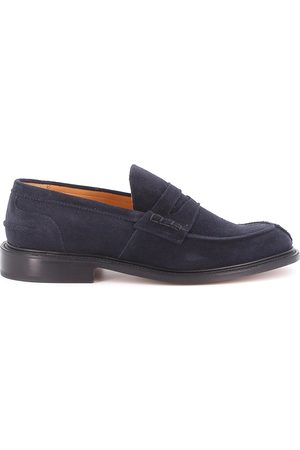 TRICKERS Herre Loafers - James Penny Loafer Suede