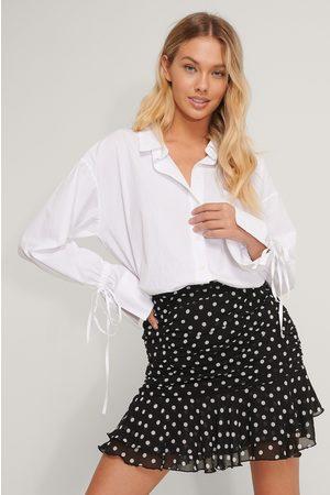 NA-KD Sheer Mini Skirt
