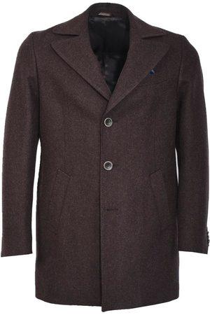 cavallaro Pizzo wool coat