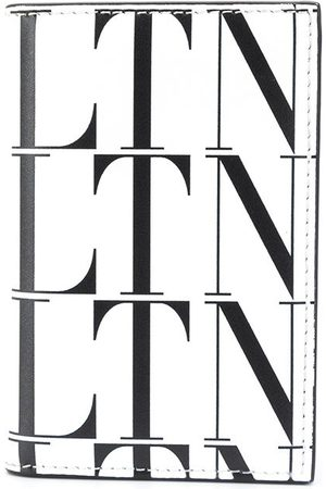 VALENTINO GARAVANI Herre Lommebøker - VLTN print breast wallet