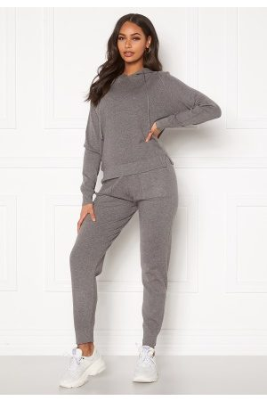 Blue Vanilla Lounge Jumper Jogger Set Grey L