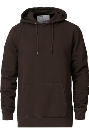 Colorful Standard Herre Hettegensere - Classic Organic Hood Coffee Brown