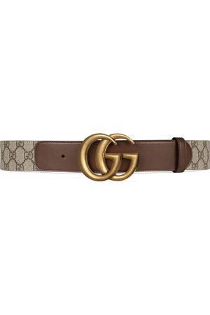 Gucci Belter - GG belt with Double G buckle