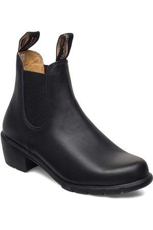 Blundstone Bl Pu-Elastic Sided-Womens Heel Shoes Boots Ankle Boots Ankle Boot - Heel Blundst