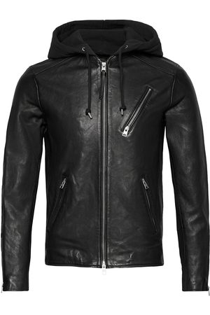 AllSaints Harwood Jacket Skinnjakke Skinnjakke