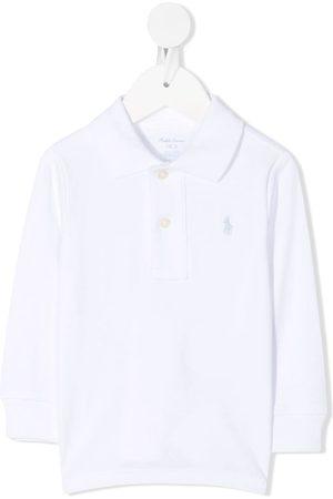 Ralph Lauren Skjorter - Embroidered logo polo shirt