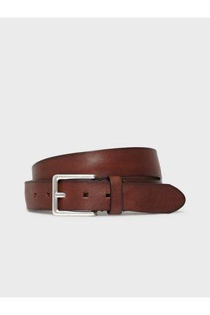 Saddler Ribe Belter Brown