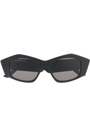 Balenciaga Solbriller - Cut Square sunglasses