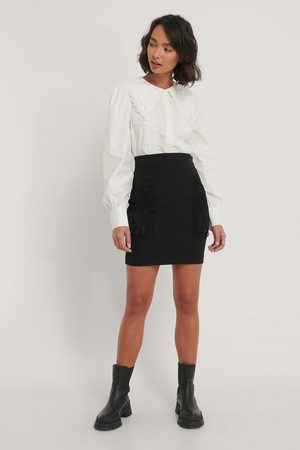 NA-KD Dame Miniskjørt - Pocket Detail Skirt