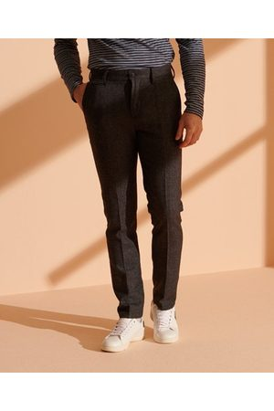 Superdry Herre Chinos - Smale Core-chinos i ull