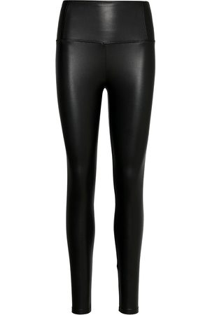 AllSaints Cora Leggings Leather Leggings/Bukser
