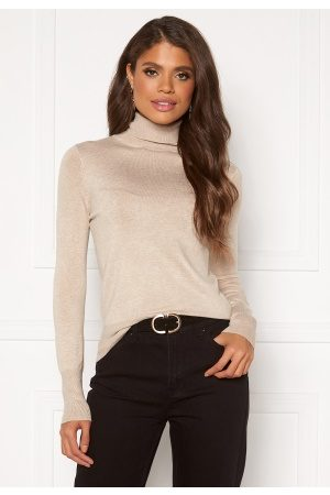 Only Venice L/S Rollneck Pullover KNT NOOS Whitecap Gray S
