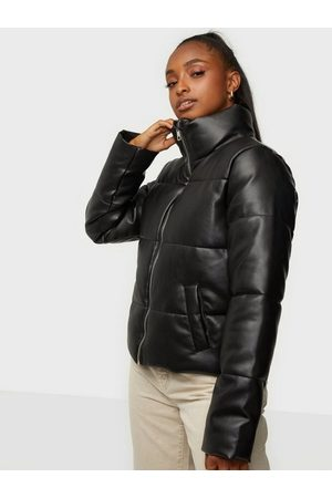 JACQUELINE DE YONG Jdytrixie Faux Leather Jacket Otw S