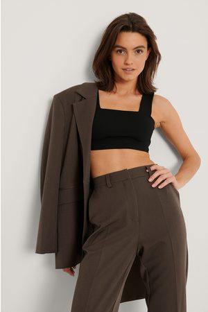 NA-KD Cropped Bodycon Top