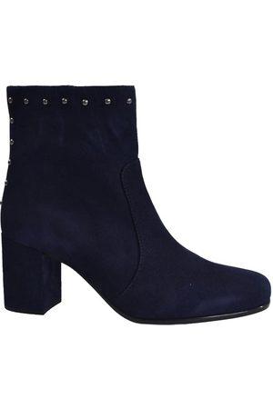 unisa Dame Skoletter - Opico ankle boots