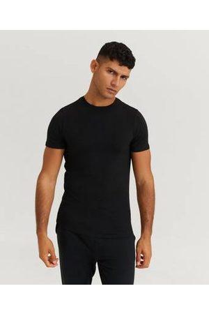 Resteröds T-shirt Tee Bamboo 2-pk