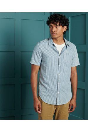 Superdry Loom-skjorte med korte ermer