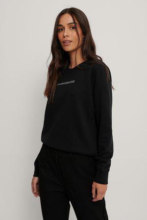 Calvin Klein Dame Hettegensere - Shrunken Regular Crewneck