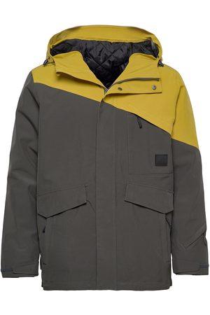 Skogstad Holsen 2-Layer Technical Jacket Grønn