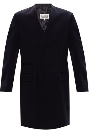 Maison Margiela Herre Trenchcoats - Wool coat