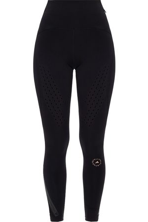 adidas Logo leggings with cut-outs