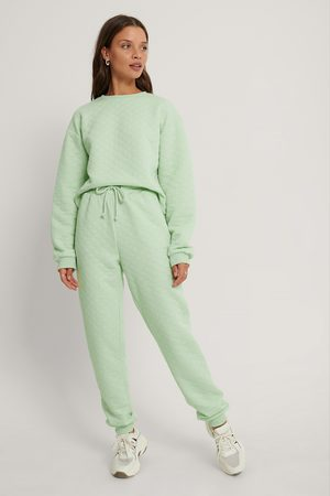 Lisa-Marie Schiffner x NA-KD Structured Joggers