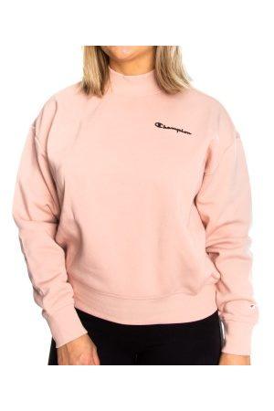 Champion Dame Sweatshirts - Women High Neck Sweatshirt * Fri Frakt