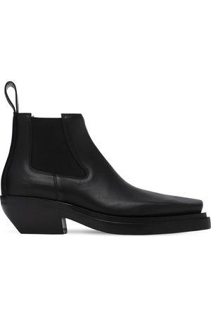 Bottega Veneta Herre Støvler - Mid Leather Boots