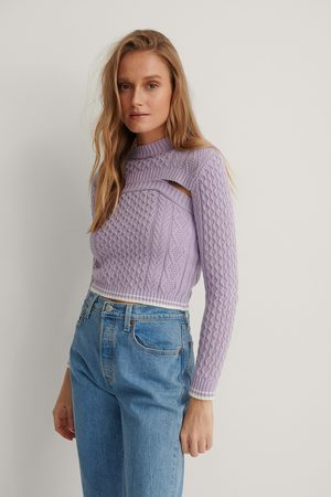 Trendyol Dame Singleter - Double Knit Top